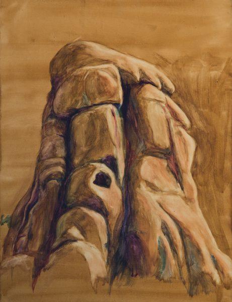 Chimney Rock Joshua Tree 2015