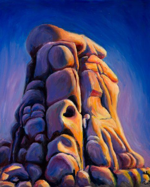 Chimney Rock, Joshua Tree National Park