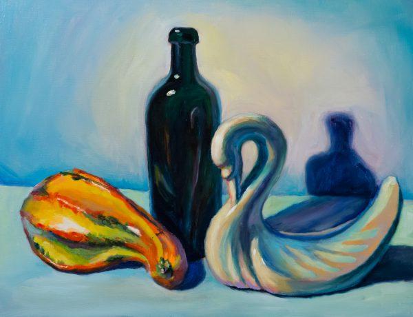 goose squash bottle