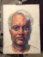 Self Portrait, 7 hours in